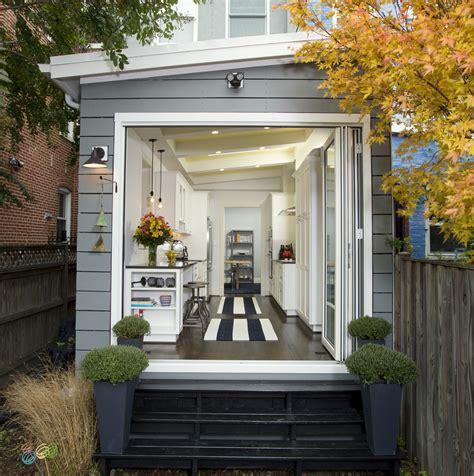 design build row house renovation  washington dc