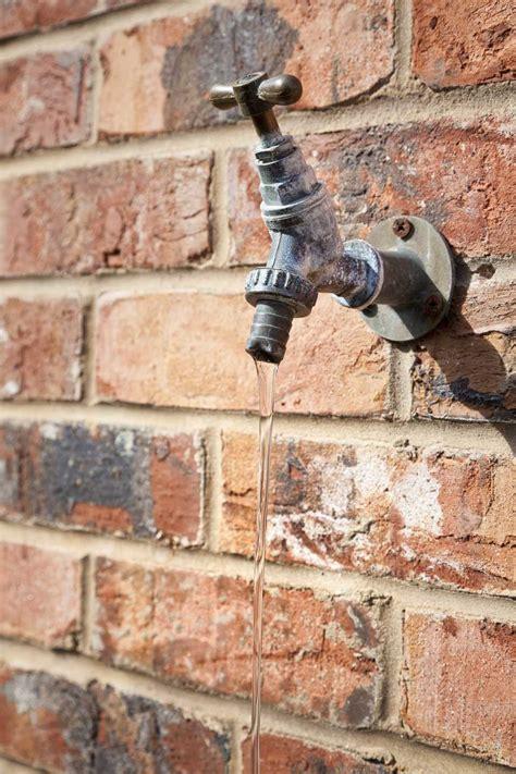 repair  leaking freeze proof faucet