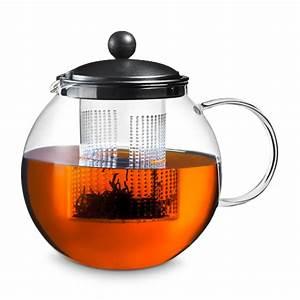 Teekanne 1 Liter : teekanne basic 1 liter mit sieb rastal ~ Whattoseeinmadrid.com Haus und Dekorationen