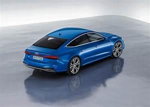 Audi A7 Coupe : 2018 audi a7 sportback ~ Medecine-chirurgie-esthetiques.com Avis de Voitures