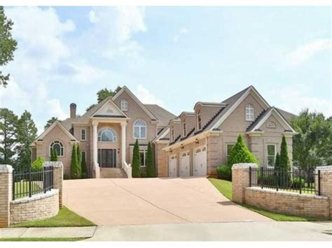 7 Bedroom Homes by Wow Houses In Ga Country Manor Mediterranean