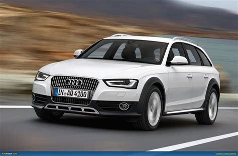 Audi A4 Photo by Ausmotive 187 2012 Audi A4 Allroad Quattro Photo Gallery