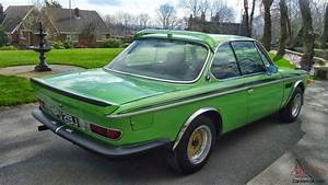 Cs Auto : bmw e9 coupe 1971 csl bat look 2800 cs auto taiga green very rare full restore ~ Gottalentnigeria.com Avis de Voitures