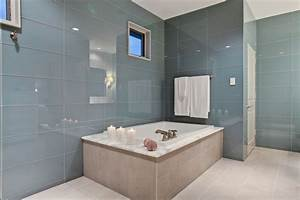 Large Glass Tiles For Bathroom - Home Design