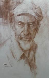 A Guide To Structured  Expressive Portrait Drawings With