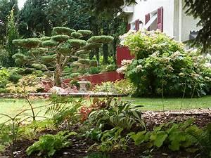 photos de jardin paysager jardin paysager jardin With good amenagement de jardin avec piscine 0 amenagement jardin suspendu malokoff ile de france