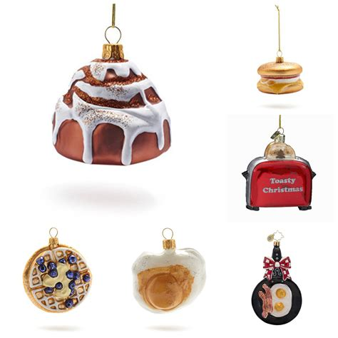best 28 food ornament food themed christmas ornaments