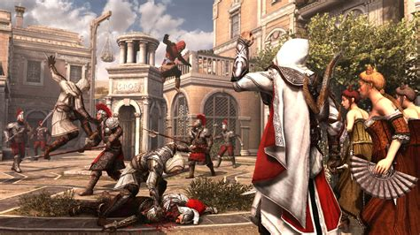 Assassins Creed Brotherhood Preview