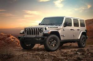 It Begins  2018 Jeep Wrangler Jl Gets Moab Edition