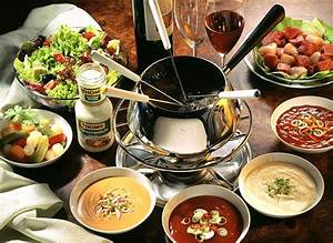Dips Zum Fondue : fleischfondue mit verschiedenen saucen recipe fondue ~ Lizthompson.info Haus und Dekorationen