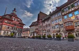 Stein am Rhein - in Germany - Sightseeing and Landmarks