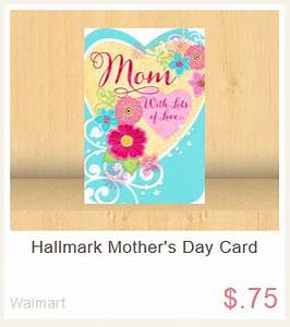 Save Money on Mother's Day Cards at Walmart!