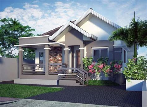 small beautiful bungalow house design ideas ideal  philippines future home bungalow