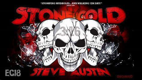 wwe stone cold steve austin  theme song glass