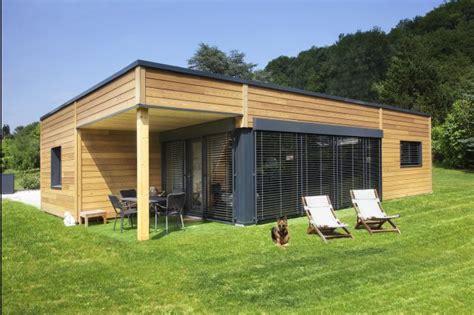 davaus net maison contemporaine bois plain pied avec des id 233 es int 233 ressantes pour la