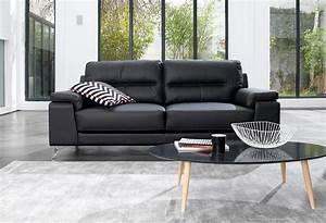 Ou Acheter Un Canapé : canap en cuir ou en tissu le match blog but ~ Mglfilm.com Idées de Décoration