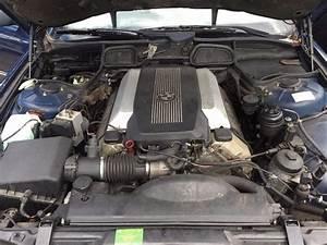 Bmw E38 E39 540i 740i 4 4 V8 286bhp Engine M62 M62b44 - 166k