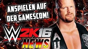 Wwe News Deutsch : wwe 2k16 deutsch gamescom 2015 pc version werbespot wwe 2k16 news german youtube ~ Buech-reservation.com Haus und Dekorationen