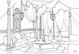 Coloring Living Dibujos Colorear Sala East Ausmalen Dibujo Printable Colorare Supercoloring Oriente Estar Interior Wohnzimmer Imprimir Ausmalbilder Gratis sketch template
