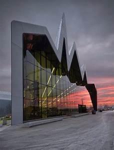 Riverside Museum Glasgow : 1000 ideas about modern architecture on pinterest architecture architects and modern ~ Watch28wear.com Haus und Dekorationen