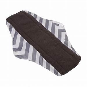 Washable Sanitary Pad Charcoal Bamboo Cloth Menstrual Pads ...