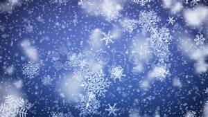 Animated Snow Falling