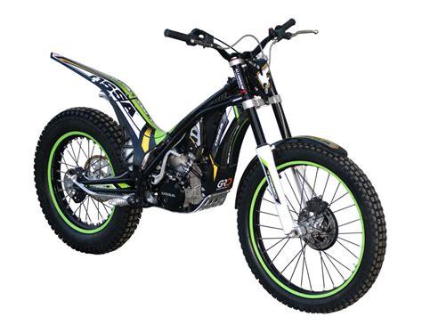 Ossa Release Lightweight New Trials Bikes