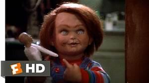 Child's Play (1988) - Dr. Death's Voodoo Scene (7/12 ...
