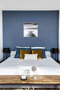 Chambre Bleu Nuit : en vid o un appart avec vue aux univers mix s maison ~ Melissatoandfro.com Idées de Décoration