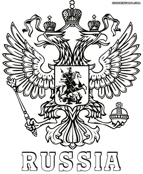 russia coloring pages coloring pages    print