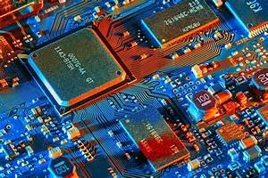 Electronic Circuit Wallpapers
