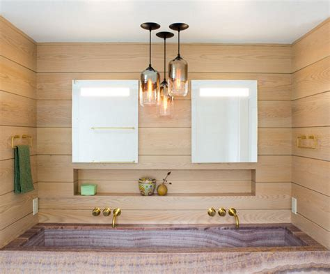 Proper Height Of A Pendant Light In Bathroom