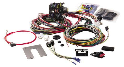 painless performance   chevelle wiring harness