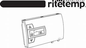 Ritetemp Thermostat 8022 User Guide