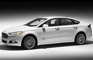 Ford Fusion Hybrid Desbanca Toyota Prius E Tem Melhor