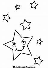 Coloring Star Stars Pages Sky Shooting Shape Hearts Boyama Yıldız Printable Trek Constellation Enterprise Ilgili Ile Getcolorings Wars Sonucu Goersel sketch template