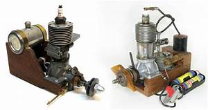 History Of Model Engines
