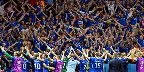 Iceland World Cup Run Has Enthralled Nation