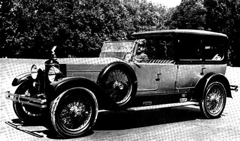 Fiat 519 Coupe 1922 On Motoimgcom