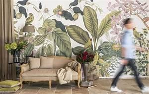 Papier Peint Ananbo : papier peint panoramique la d co murale xxl tendance guide 2019 ~ Melissatoandfro.com Idées de Décoration