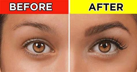 magical makeup tricks    small eyes