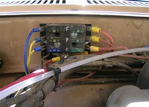 Wiring Multiple Gauges  Cleanly