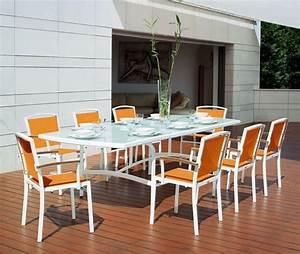 Chaise De Jardin Blanche : catgorie chaise de jardin page 5 du guide et comparateur d ~ Dailycaller-alerts.com Idées de Décoration