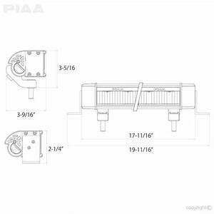 Piaa Wiring Harness Diagram Piaa 1100 Wiring