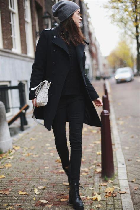 Inspirational Black Clothing Street Style Looks | WardrobeLooks.com