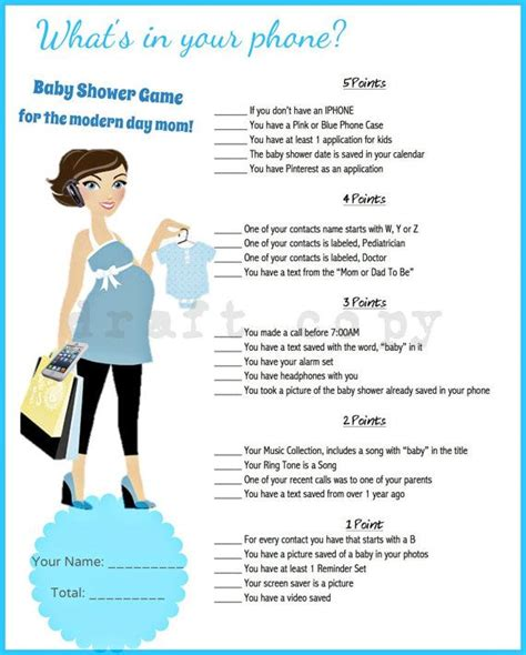 what s your phone baby shower baby shower blue colors and baby