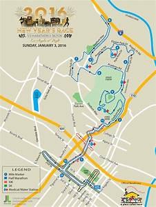 COURSE – New Year's Race Los Angeles