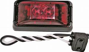 Peterson V153KR LED Clearance/Side Marker Light Kit