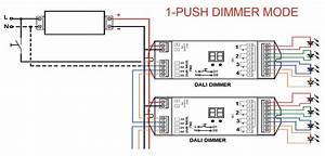 Dali And Push Dimmer Led