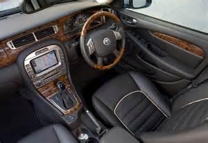 jaguar  type estate   review parkers